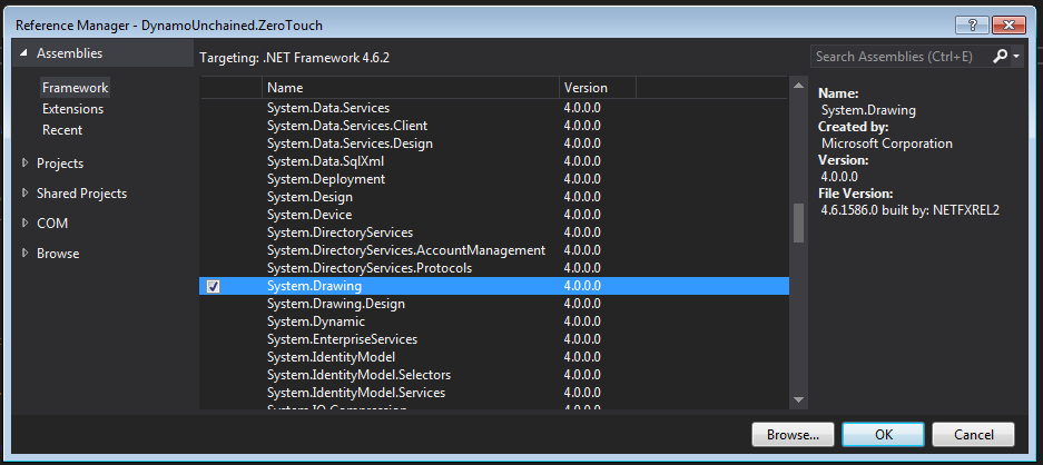 Dynamo Unchained 1: Learn how to develop Zero Touch Nodes in C#